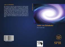 Anna von Helmholtz kitap kapağı