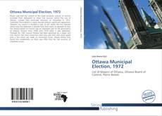 Borítókép a  Ottawa Municipal Election, 1972 - hoz