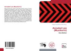 Couverture de Annabel Lee (Musikerin)