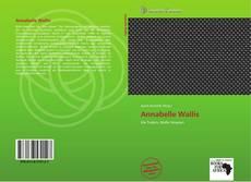 Annabelle Wallis kitap kapağı