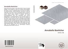 Annabelle Boettcher的封面