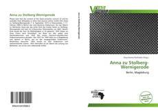 Bookcover of Anna zu Stolberg-Wernigerode