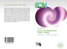 Bookcover of Anna von Österreich (1601–1666)