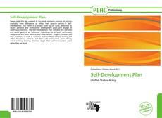 Capa do livro de Self-Development Plan