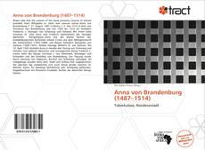 Anna von Brandenburg (1487–1514)的封面