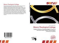 Copertina di Moore Theological College