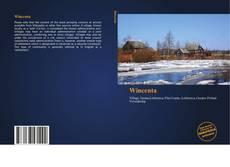 Capa do livro de Wincenta