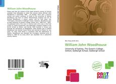Capa do livro de William John Woodhouse