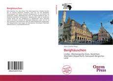 Buchcover von Berghäuschen