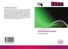 Bookcover of Self-Domestication