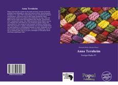 Portada del libro de Anna Ternheim