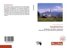 Buchcover von Berghölzchen