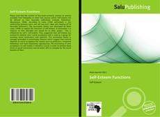 Couverture de Self-Esteem Functions