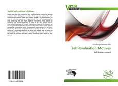 Bookcover of Self-Evaluation Motives