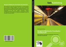 Bergisch-Märkische Eisenbahn-Gesellschaft kitap kapağı