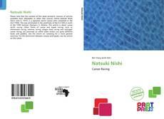 Bookcover of Natsuki Nishi