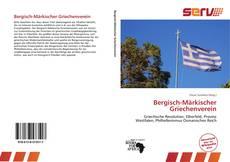 Bookcover of Bergisch-Märkischer Griechenverein