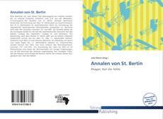 Portada del libro de Annalen von St. Bertin