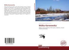 Borítókép a  Wólka Karwowska - hoz