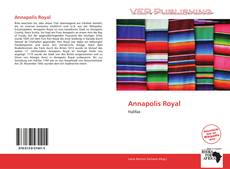 Bookcover of Annapolis Royal