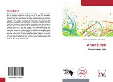 Bookcover of Annaziden