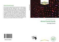Buchcover von Anne-Frank-Fonds