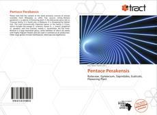 Bookcover of Pentace Perakensis