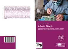 Copertina di John A. Gilruth