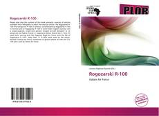 Bookcover of Rogozarski R-100