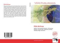 PSA Airlines kitap kapağı