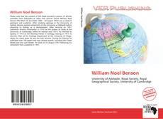 Bookcover of William Noel Benson
