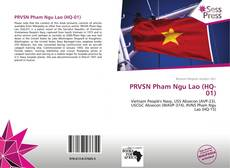 Bookcover of PRVSN Pham Ngu Lao (HQ-01)