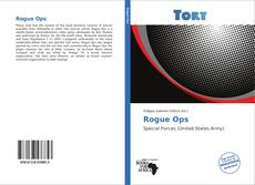 Bookcover of Rogue Ops