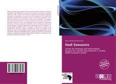 Bookcover of Hadi Soesastro
