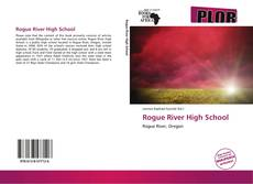 Bookcover of Rogue River High School