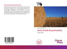 Bookcover of Anne-Frank-Gesamtschule
