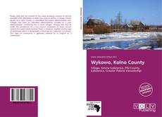 Bookcover of Wykowo, Kolno County