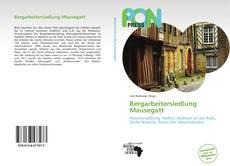 Bergarbeitersiedlung Mausegatt kitap kapağı