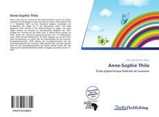 Обложка Anne-Sophie Thilo