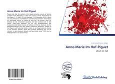 Capa do livro de Anne-Marie Im Hof-Piguet