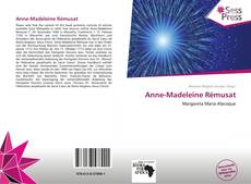 Couverture de Anne-Madeleine Rémusat