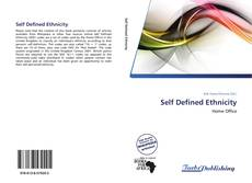 Bookcover of Self Defined Ethnicity