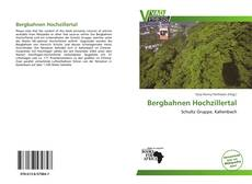 Buchcover von Bergbahnen Hochzillertal