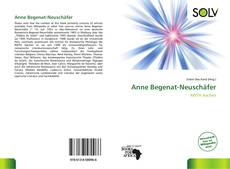 Bookcover of Anne Begenat-Neuschäfer
