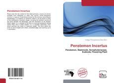 Couverture de Penstemon Incertus