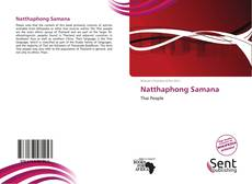 Bookcover of Natthaphong Samana