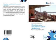 Buchcover von Bergbau- und Industriemuseum Ostbayern