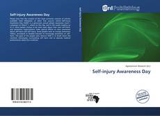 Bookcover of Self-injury Awareness Day