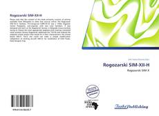 Bookcover of Rogozarski SIM-XII-H