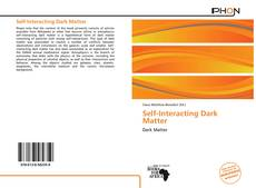 Self-Interacting Dark Matter kitap kapağı